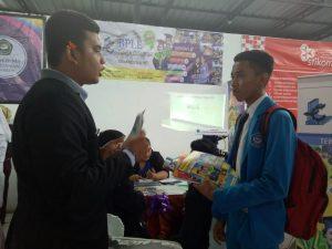 Pelaksanaan Pameran Pendidikan di Banyuwangi