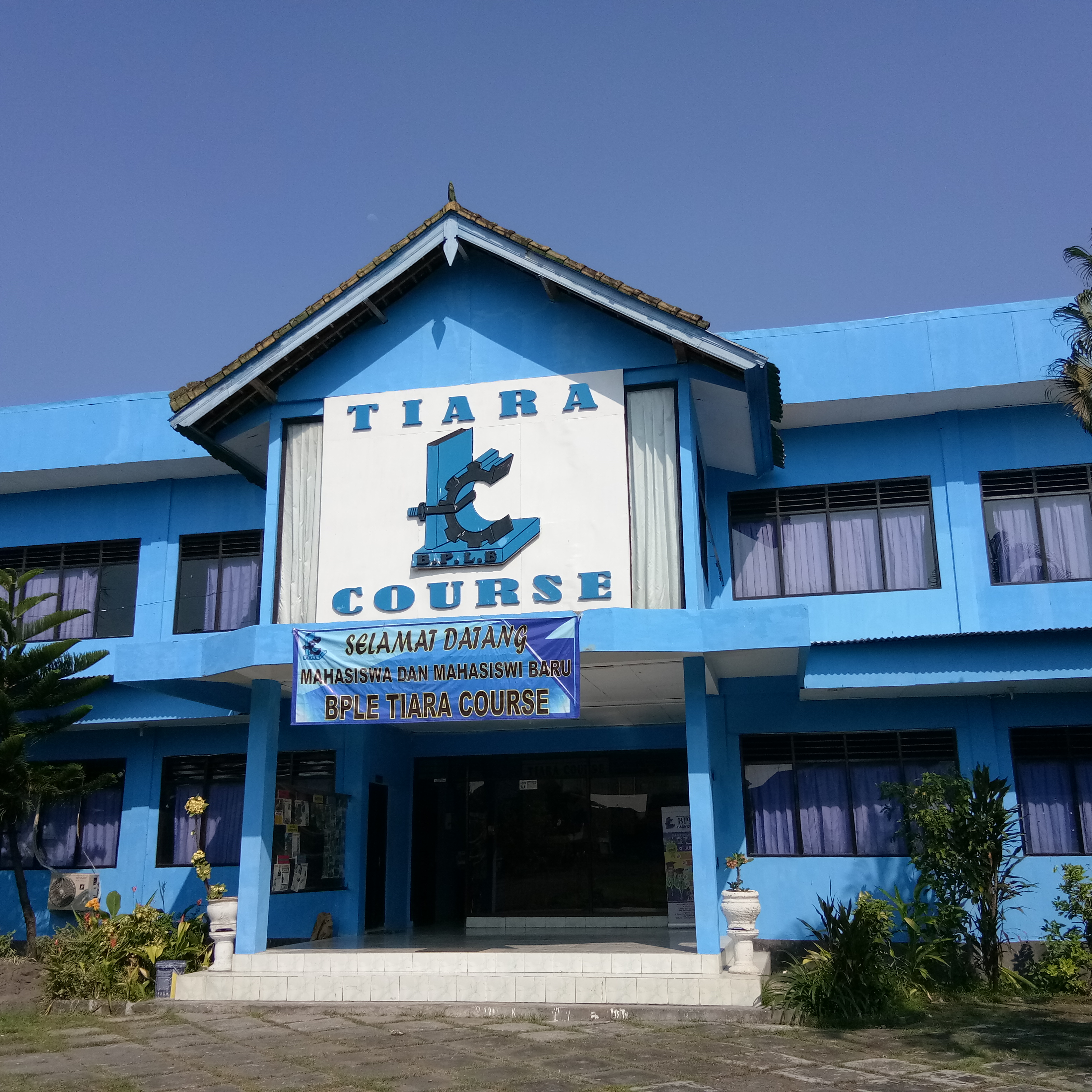 Gedung BPLE Tiara Course