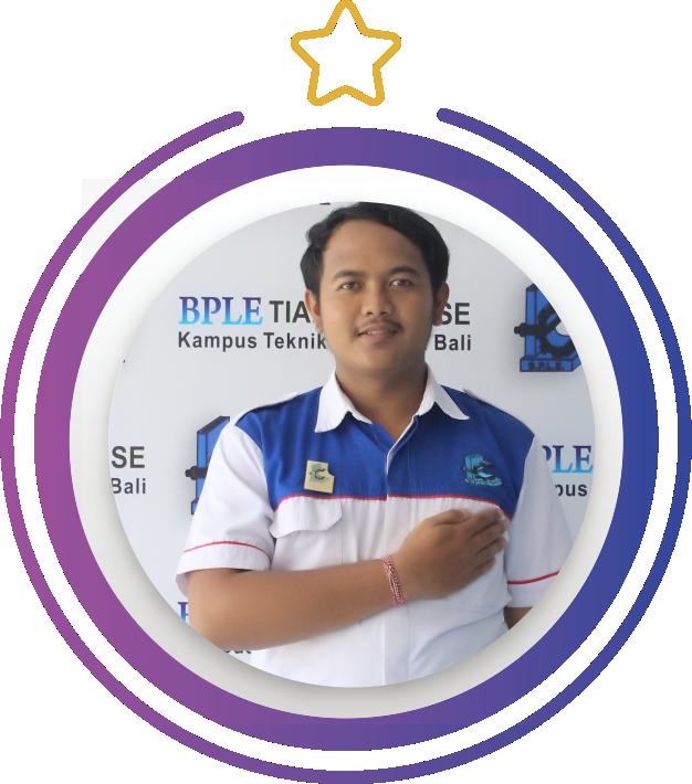Kadek Adi Darma Yasa - Instruktur BPLE