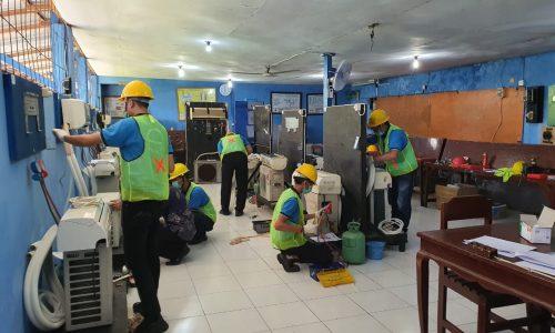Lab Engineering Perhotelan BPLE Tiara Course
